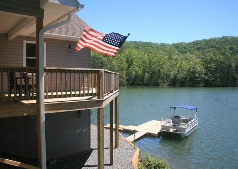 Mountain Lake House Cabin Rental on Lake Santeetlah 8284798558